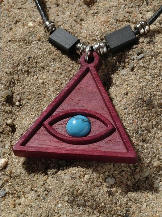 Amulet oog