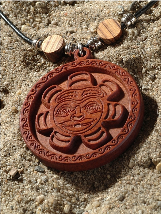 Amulet totemgeest laten maken