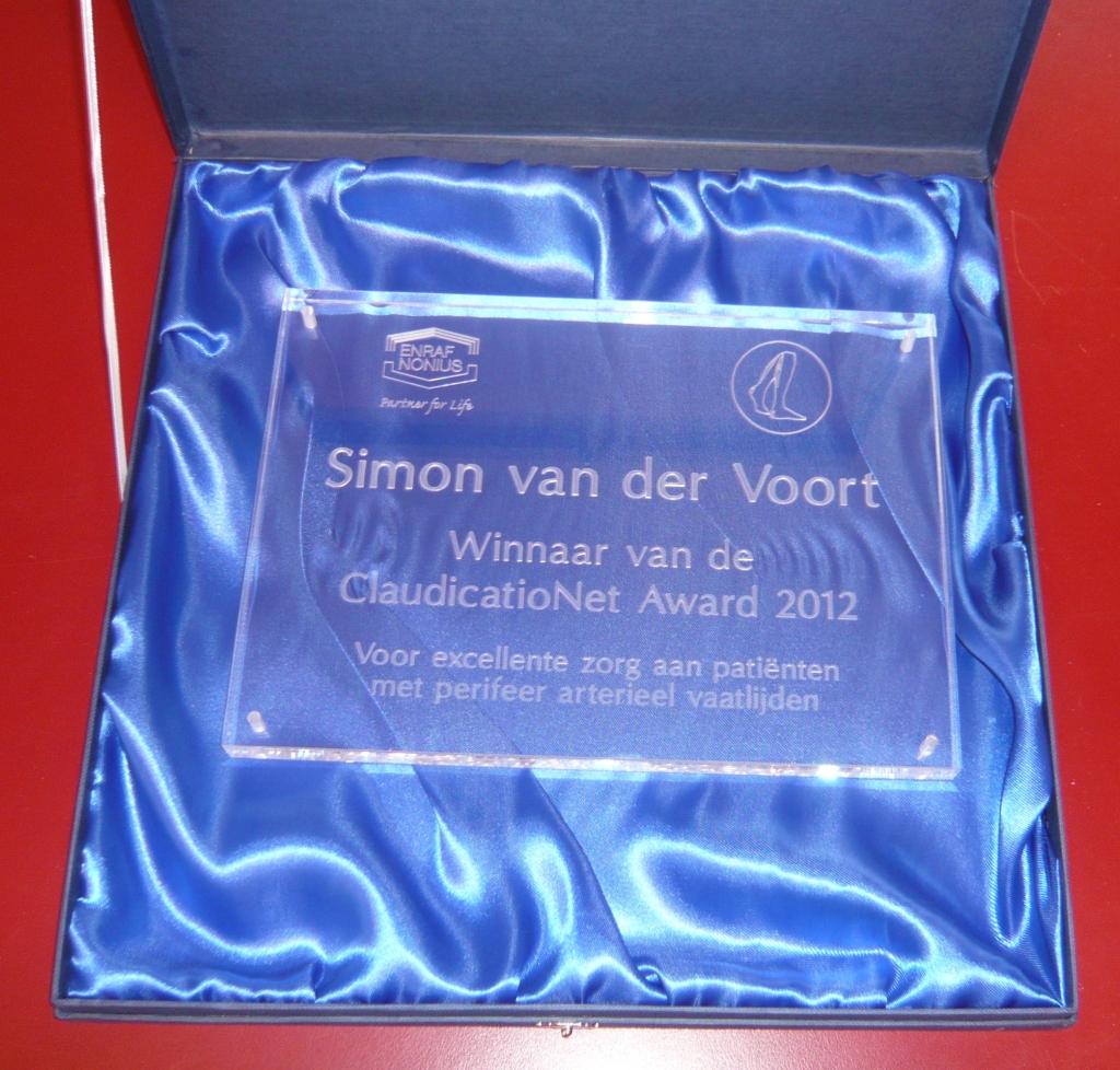 Award geschenkverpakking