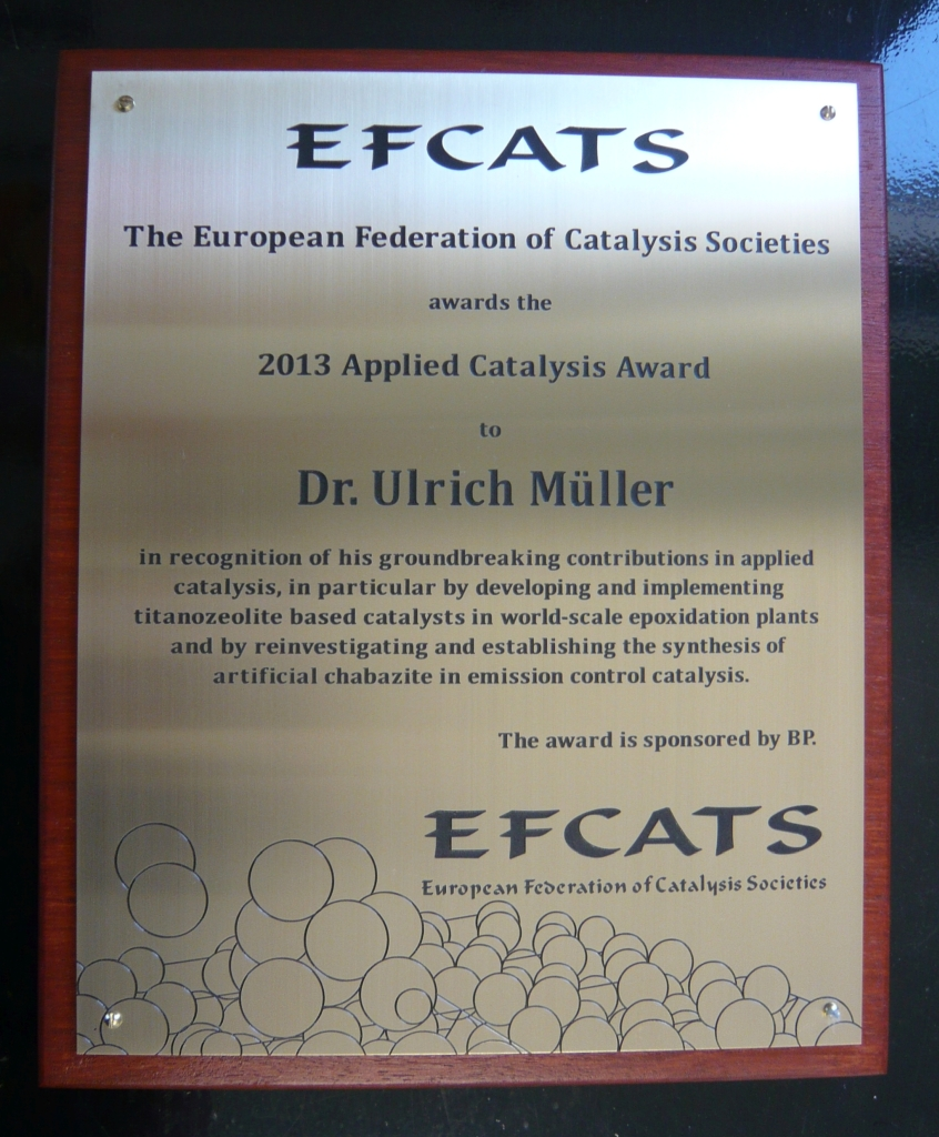 Plaquette laten maken metaal Efcats