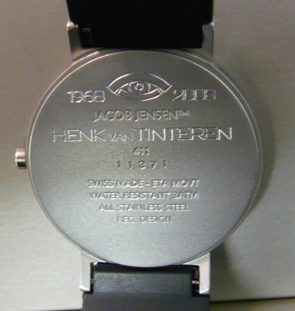 Horloge laten graveren graveerstudio